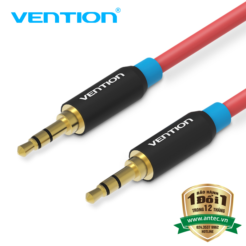 Cáp Audio 3.5mm Vention 20m P450AC2000-R